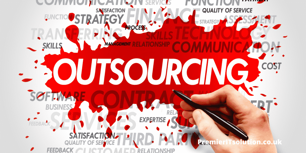 Benefits of outsourced IT services