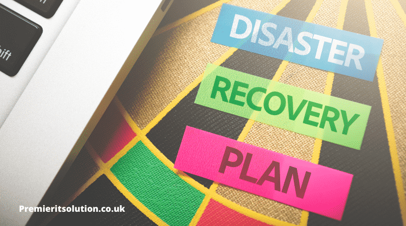 Disaster recovery planning for business continuity