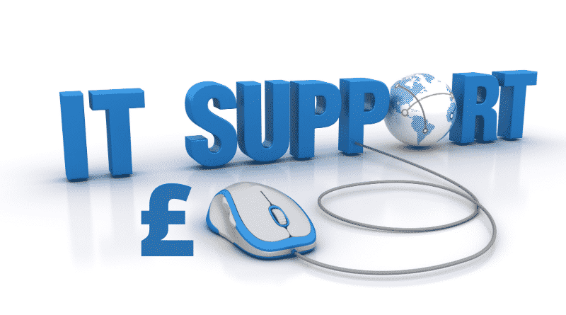 IT Support pricing