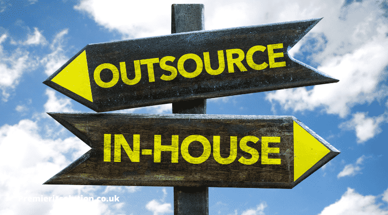 In-house or outsourced IT for small business